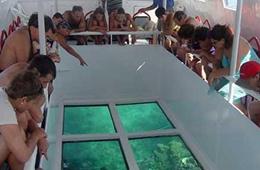 Barca di vetro